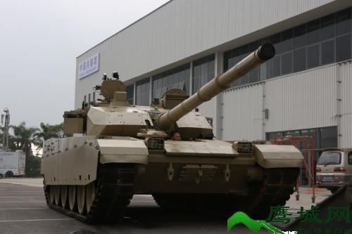 中国智能弹药性能远超德国 装甲集群甘拜下风
