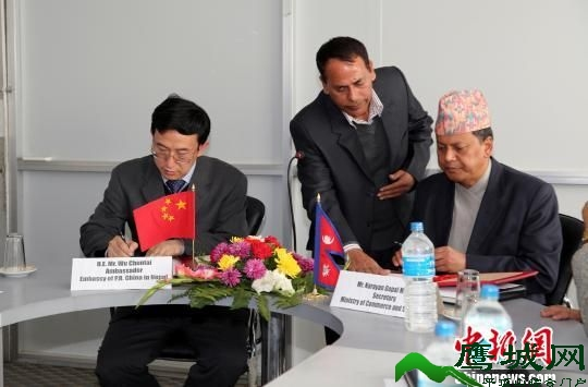尼泊尔首都到处都是中国货 印度彻底吃醋