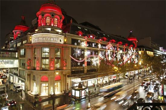 盘点2014年最佳冬季旅行地 细品巴黎风情