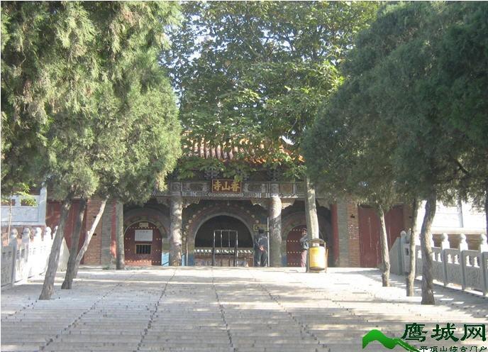 香山寺创建国家4A级旅游景区