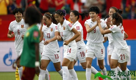 中国女足0-1负于美国女足 无缘世界杯四强