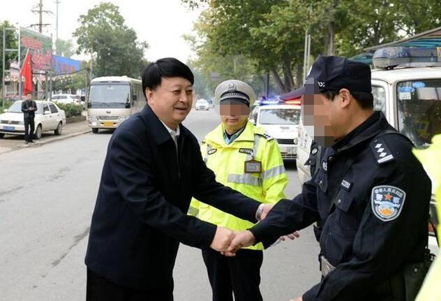 洛阳瀍河区书记原峰被查落马 原因系违纪违法